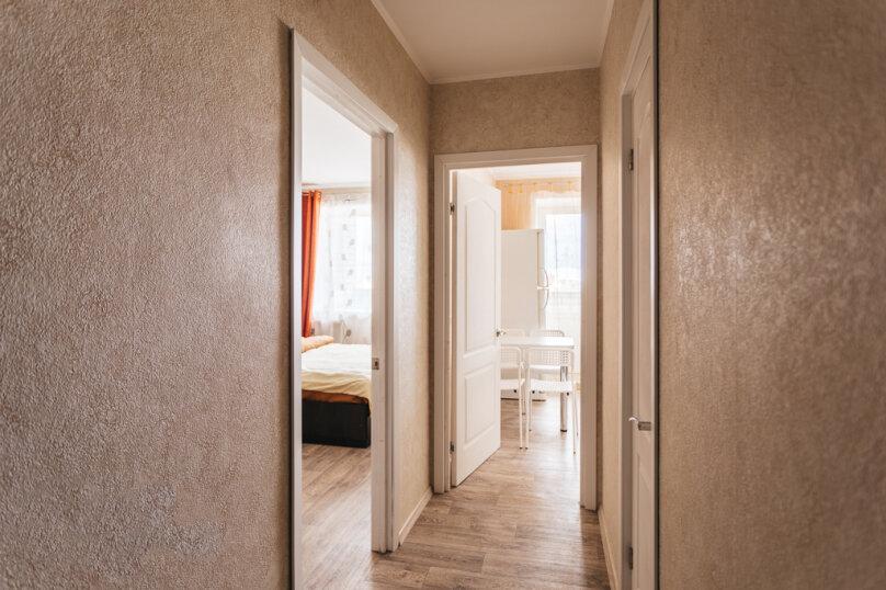 1-комн. квартира, 42 кв.м. на 4 человека, улица Южакова, 28, Вологда - Фотография 6