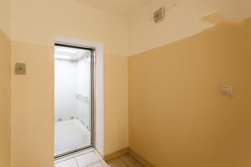 1-комн. квартира, 42 кв.м. на 4 человека, улица Южакова, 28, Вологда - Фотография 8