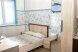 Двухкомнатный номер люкс с мини-кухней в м-не Голубая Дача, Лазаревское, Сочи:  Номер, Люкс, 5-местный (4 основных + 1 доп), 2-комнатный - Фотография 96