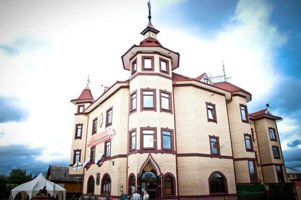 Гостиница, село Воздвиженское, 76 на 17 номеров - Фотография 1