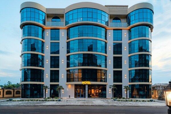 Отель , Демерджипа, 70 на 65 номеров - Фотография 1