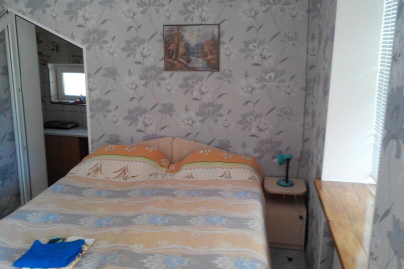 стандарт с 2 мя отдельными кроватями и балконом, улица Спендиарова, 9Е, Ялта - Фотография 1