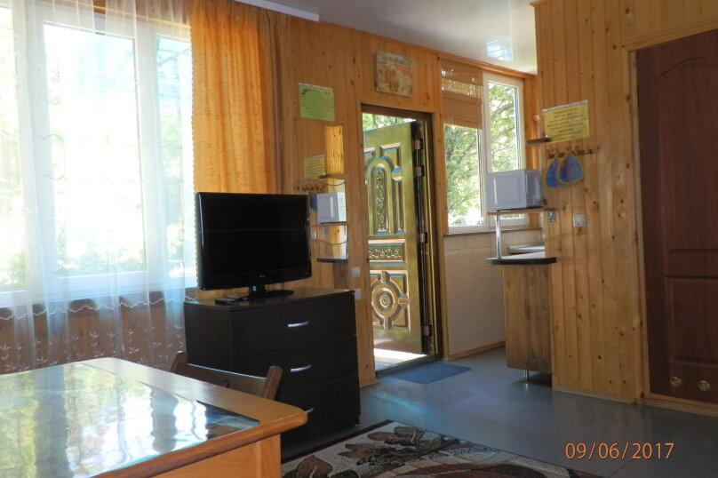 Новый номер люкс из 2 спален и гостиной с кухней, Кольцевая улица, 2, Лазаревское - Фотография 1