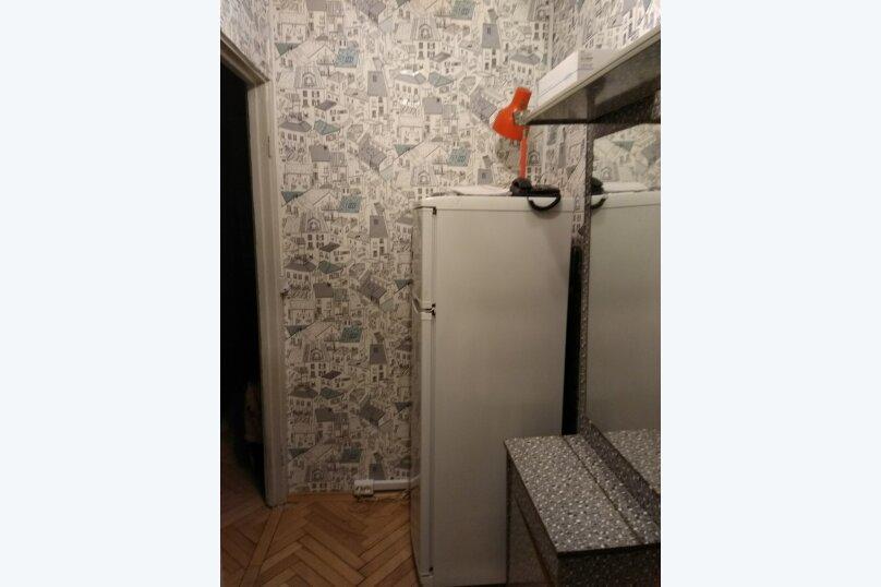 1-комн. квартира, 34 кв.м. на 4 человека, улица Металлургов, 20к3, Москва - Фотография 5