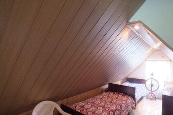4-комнатный дом для большой компании  5 мин до моря в Орджоникидзе, 100 кв.м. на 13 человек, 4 спальни, Тихая, 14а, поселок Орджоникидзе, Феодосия - Фотография 4