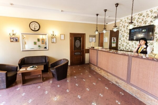 Гостиница, Российская улица, 61 на 27 номеров - Фотография 1