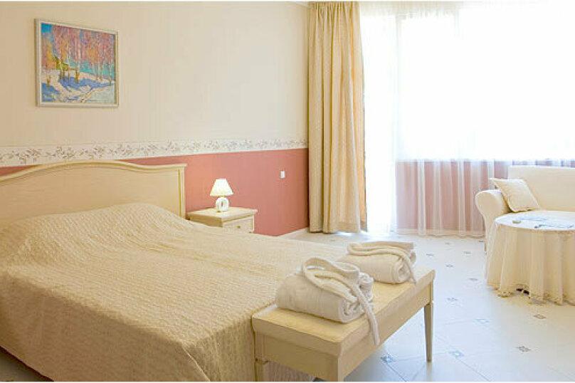 Junior Suite Двухместный однокомнатный с мягкой мебелью, улица Ломоносова, 11, Ялта - Фотография 1