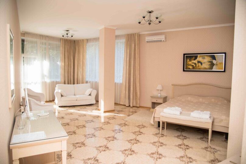 Deluxe Suite Двухместный однокомнатный с мягкой мебелью, улица Ломоносова, 11, Ялта - Фотография 1