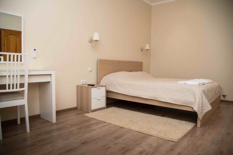 II КОРПУС. Family Room Двухместный двухкомнатный с мягкой мебелью, улица Ломоносова, 11, Ялта - Фотография 1