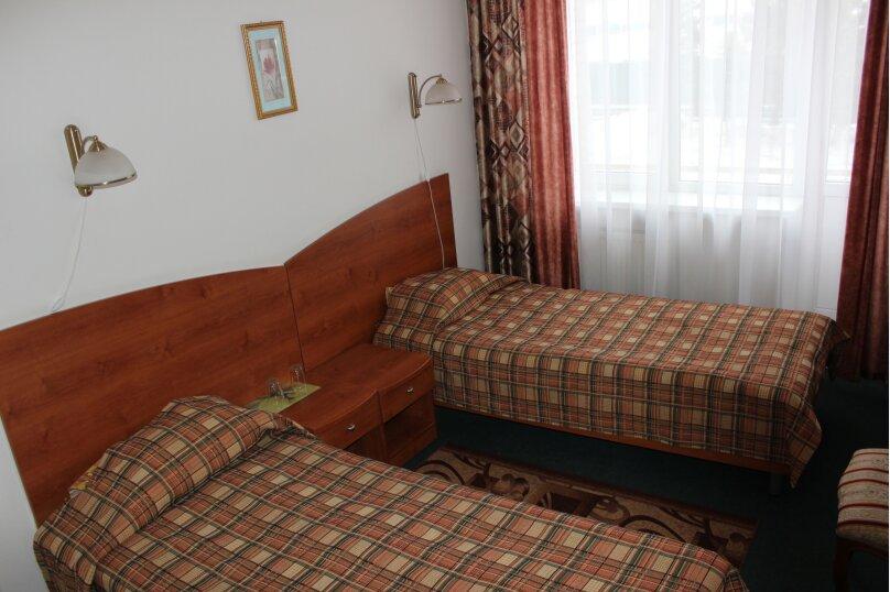 Двухместный номер с двумя раздельными кроватями, д. Вырубово, 160, Одинцово - Фотография 2