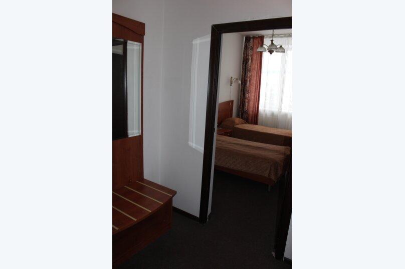 Двухкомнатный стандартный 4-х местный номер, д. Вырубово, 160, Одинцово - Фотография 2