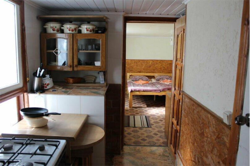Стандарт двухкомнатный 3-х местный с кухней, Набережная, 4, Штормовое - Фотография 2