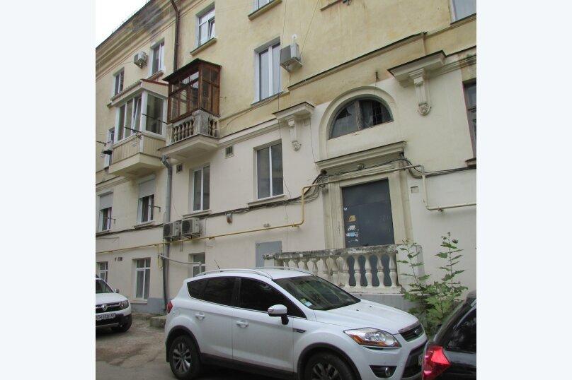 1-комн. квартира, 37 кв.м. на 3 человека, улица Ленина, 33, Севастополь - Фотография 12