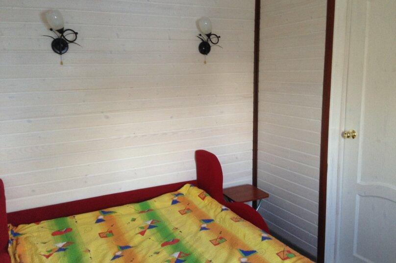 Дом с Русской Баней, 40 кв.м. на 6 человек, 2 спальни, Технологическая улица, 122, Икша - Фотография 16