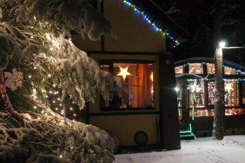 Дом, дача, 110 кв.м. на 10 человек, 2 спальни, д. Сазонки, коттеджный поселок Дубровка, Москва - Фотография 1