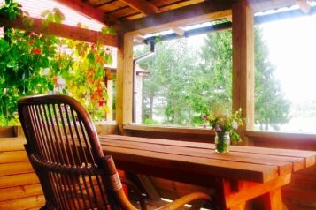 Уютный дом на берегу озера, 79 кв.м. на 5 человек, 1 спальня, деревня Гуща, Осташков - Фотография 3