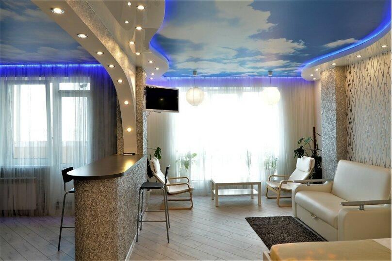 1-комн. квартира, 48 кв.м. на 3 человека, проспект Революции, 9А, Воронеж - Фотография 9