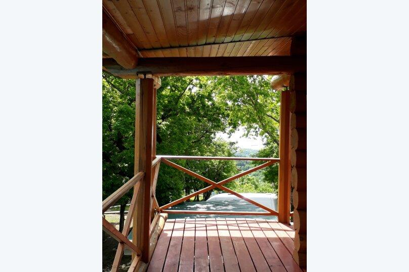 Дом бревенчатый в лесу, у моря, с бассейном., 110 кв.м. на 6 человек, 2 спальни, с\т Гранат, 86А, Туапсе - Фотография 24