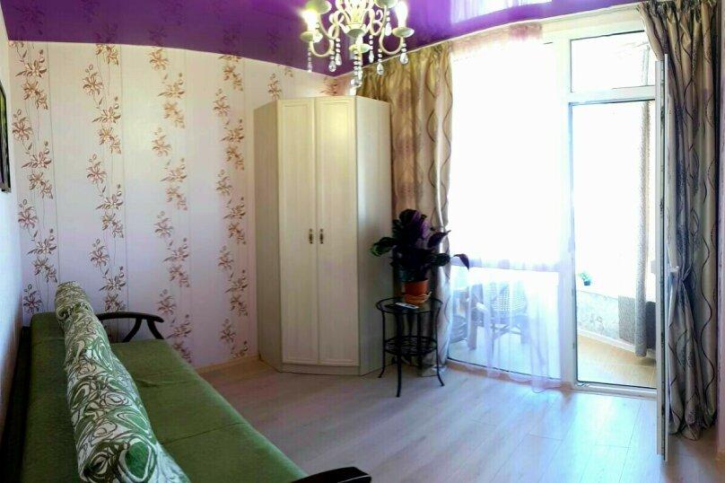 2-комн. квартира, 50 кв.м. на 5 человек, улица Кирова, 1, Анапа - Фотография 1
