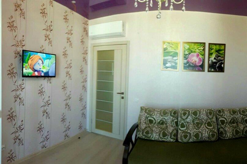 2-комн. квартира, 50 кв.м. на 5 человек, улица Кирова, 1, Анапа - Фотография 13