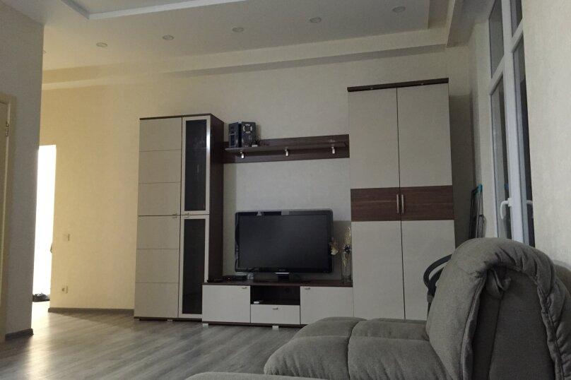 1-комн. квартира, 40 кв.м. на 3 человека, Севастопольское шоссе, 52Х, Гаспра - Фотография 21
