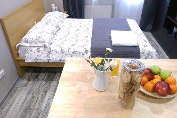 1-комн. квартира, 27 кв.м. на 2 человека, улица Александра Матросова, 20к2, Санкт-Петербург - Фотография 1