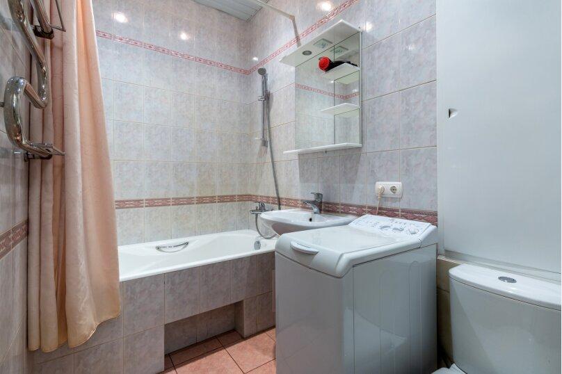 2-комн. квартира, 45 кв.м. на 4 человека, Павелецкая площадь, 1, Москва - Фотография 4