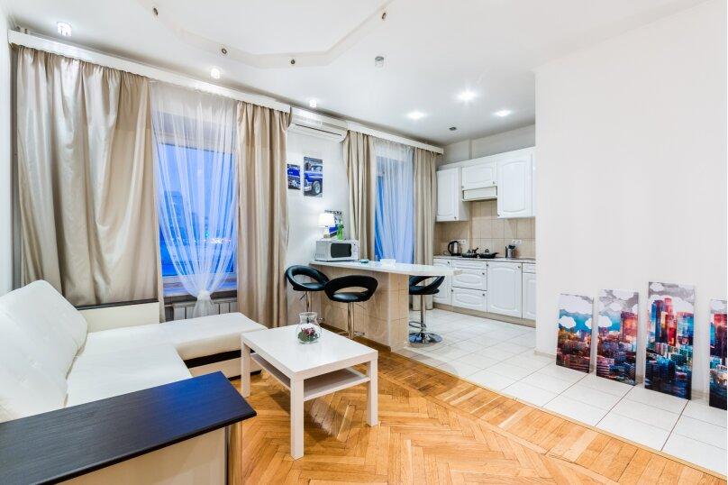 2-комн. квартира, 45 кв.м. на 4 человека, Павелецкая площадь, 1, Москва - Фотография 5