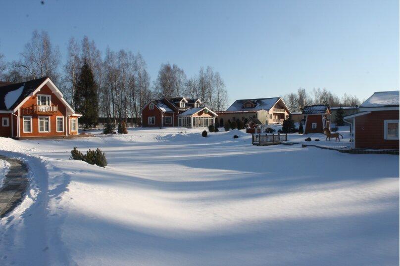 """Эко-отель """"Коновалово"""" 785597, деревня Степаньково, 1 на 23 номера - Фотография 18"""