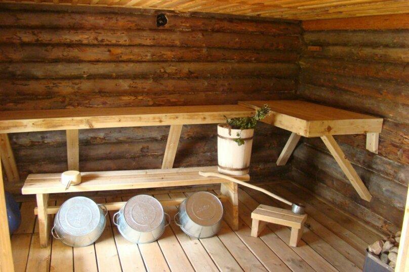 Двухэтажный дом с баней, 40 кв.м. на 6 человек, 1 спальня, дер. Войница, 1, Калевала - Фотография 14