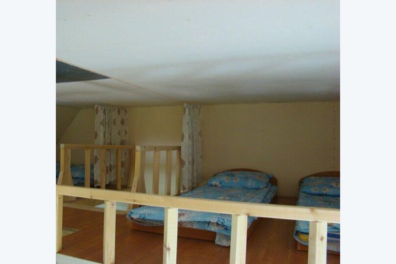 Двухэтажный дом с баней, 40 кв.м. на 6 человек, 1 спальня, дер. Войница, 1, Калевала - Фотография 16