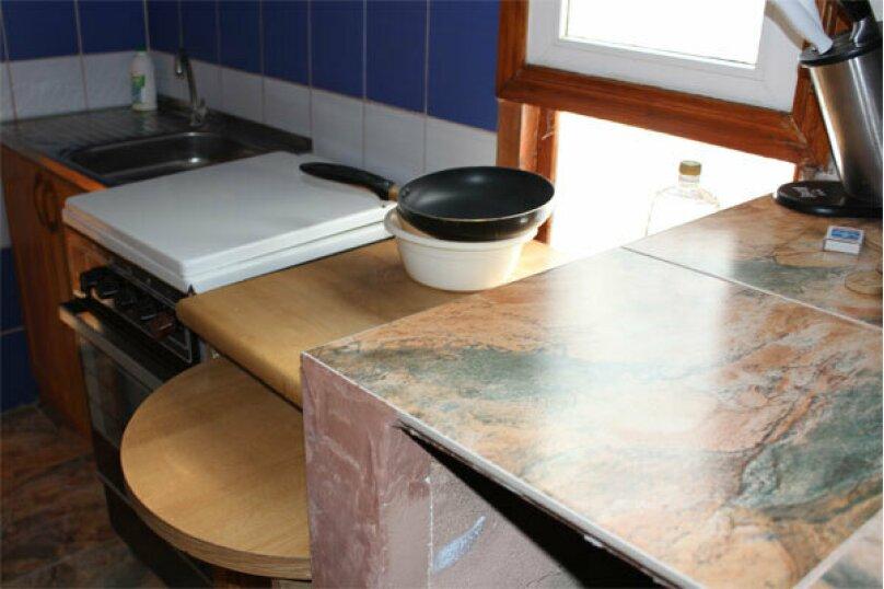 Стандарт двухкомнатный 3-х местный с кухней, Набережная, 4, Штормовое - Фотография 9