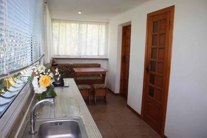 Гостевой дом для летнего отдыха., 70 кв.м. на 8 человек, 4 спальни, Дачная, 9, поселок Орджоникидзе, Феодосия - Фотография 18
