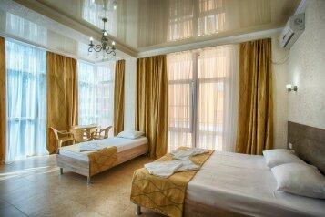 Студия:  Номер, 4-местный, 1-комнатный, Гостиница, Пионерский проспект на 26 номеров - Фотография 4