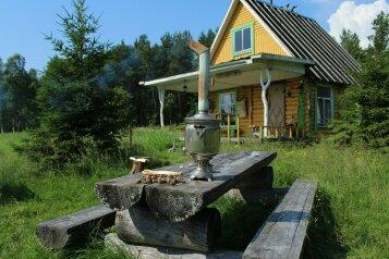 Двухэтажный дом с баней, 40 кв.м. на 6 человек, 1 спальня, дер. Войница, 1, Калевала - Фотография 1