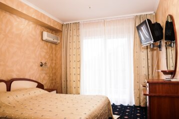 2-х комнатный ЛЮКС - (Юг):  Номер, Люкс, 3-местный (2 основных + 1 доп), 2-комнатный, Отель , улица Гагариной на 40 номеров - Фотография 4