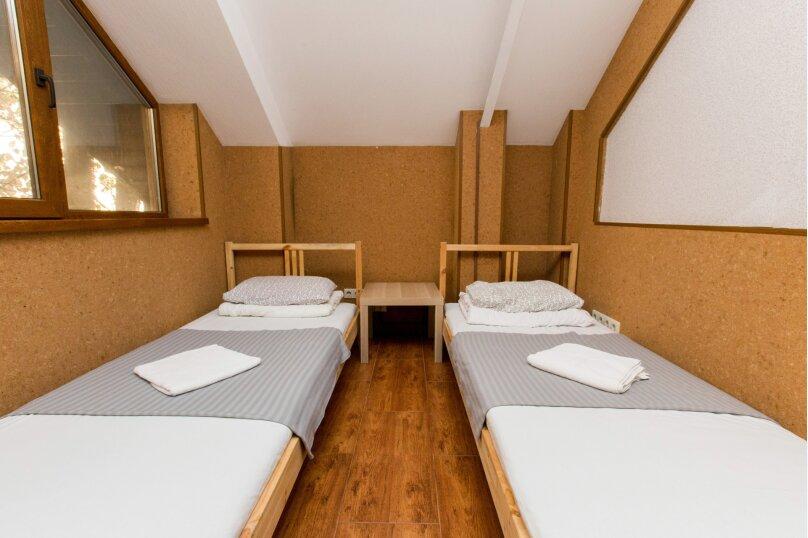 Двухместный с раздельными кроватями, Ривьерский переулок, 3, Новый Сочи, Сочи - Фотография 1