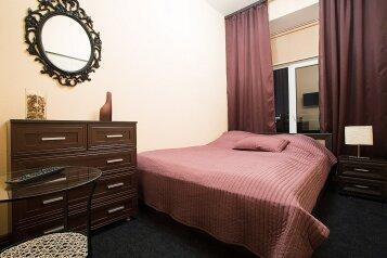 Стандартный двухместный номер с 1 кроватью и общей ванной комнатой:  Номер, 2-местный, Мини-отель, Гончарная улица на 49 номеров - Фотография 4