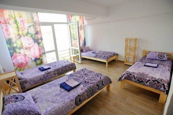 Кровать в общем четырехместном номере для мужчин:  Койко-место, 1-местный, Отель, Княгини Гагариной на 28 номеров - Фотография 4