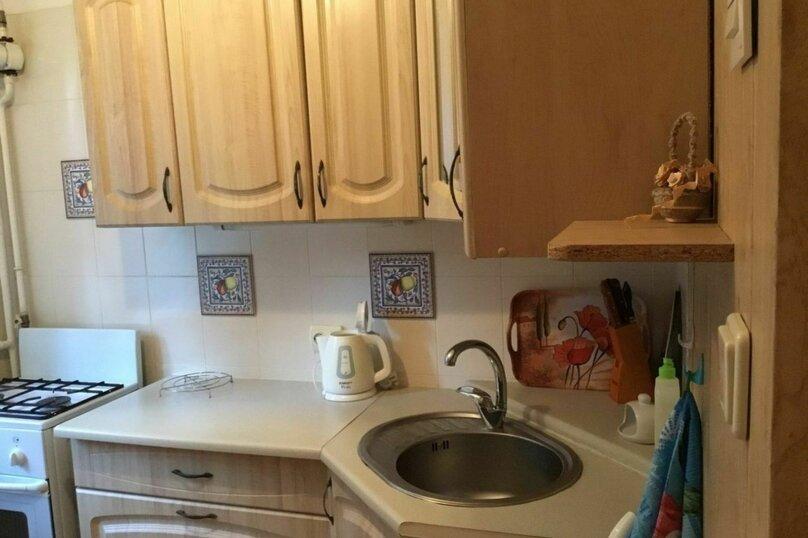 1-комн. квартира, 30.1 кв.м. на 4 человека, Алупкинское шоссе, 34, Гаспра - Фотография 14
