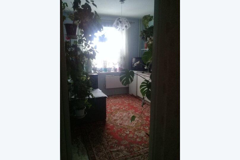2-комн. квартира, 71 кв.м. на 5 человек, Шагольская улица, 6А, Челябинск - Фотография 16