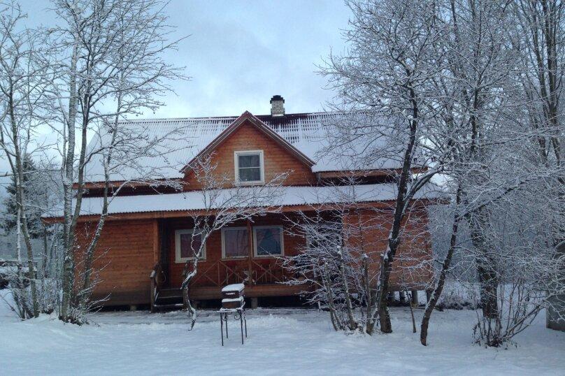 Половина двухэтажного зимнего Фермерского дома на 8 человек, 4 спальни, д. Заречье, Центральная, 5, Луга - Фотография 8