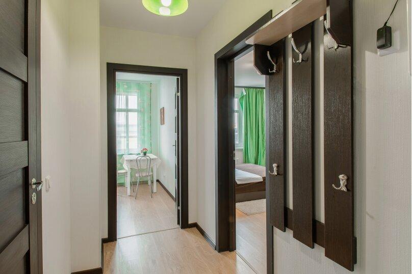 1-комн. квартира, 36 кв.м. на 5 человек, проспект Энергетиков, 9к1, Санкт-Петербург - Фотография 2