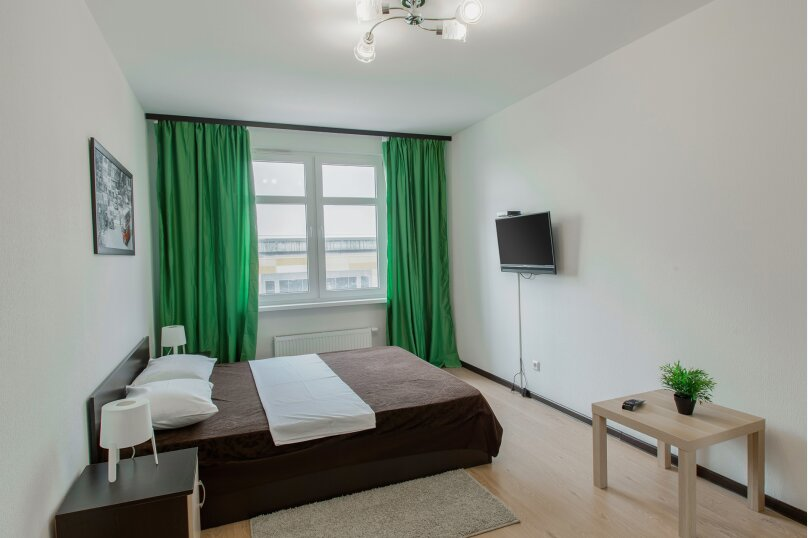 1-комн. квартира, 36 кв.м. на 5 человек, проспект Энергетиков, 9к1, Санкт-Петербург - Фотография 1
