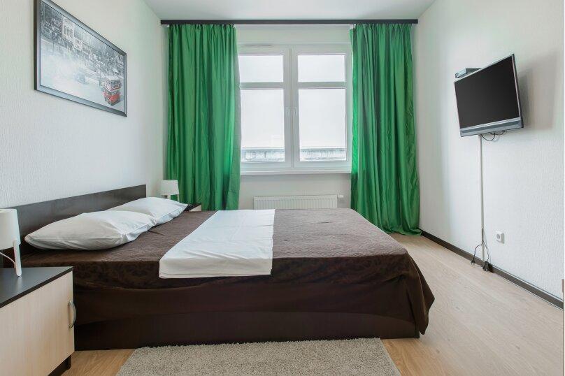 1-комн. квартира, 36 кв.м. на 5 человек, проспект Энергетиков, 9к1, Санкт-Петербург - Фотография 4