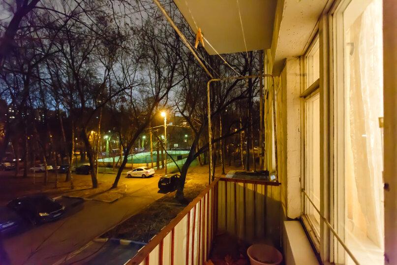 2-комн. квартира, 46 кв.м. на 4 человека, улица Архитектора Власова, 33к2, метро Новые Черемушки, Москва - Фотография 9