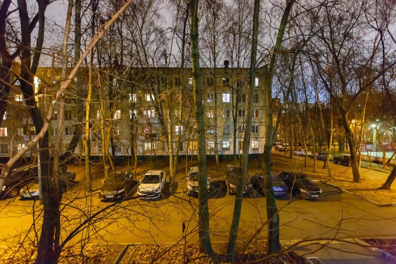2-комн. квартира, 46 кв.м. на 4 человека, улица Архитектора Власова, 33к2, метро Новые Черемушки, Москва - Фотография 10