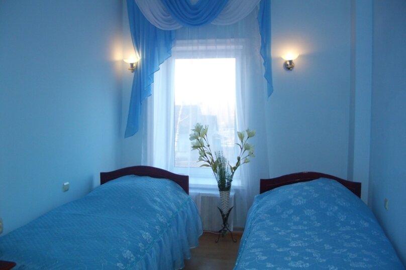 Двухместный номер с раздельными кроватями , Загородная улица, 26Б, Осташков - Фотография 1