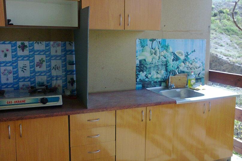 Трёхкомнатный блок, 76 кв.м. на 9 человек, 3 спальни, улица Мартынова, 9, Морское - Фотография 9
