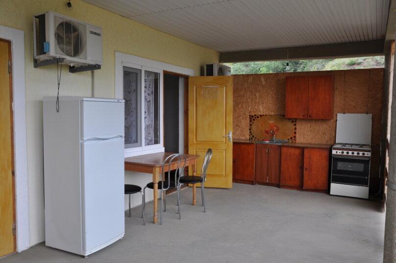 Трёхкомнатный блок, 76 кв.м. на 9 человек, 3 спальни, улица Мартынова, 9, Морское - Фотография 10